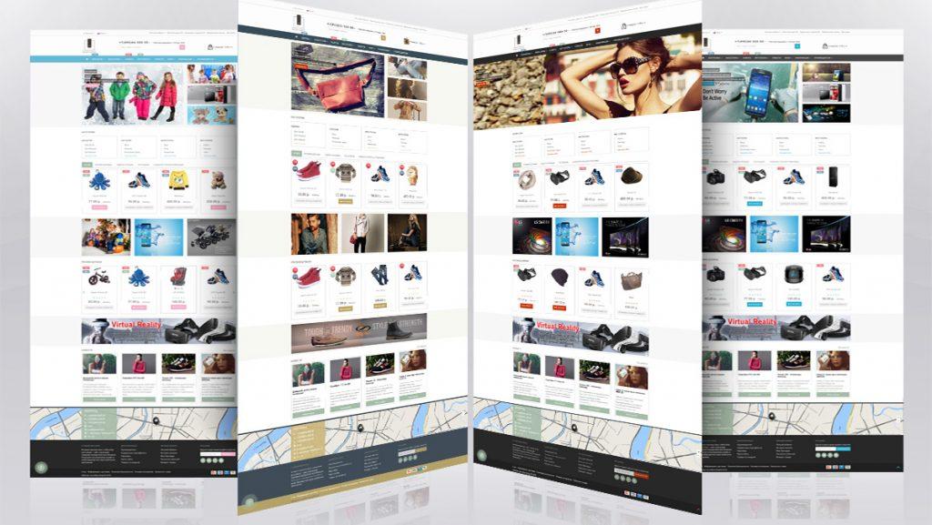 Создание интернет магазина Самара